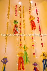 kandeel u2013 the paper lantern diwali decoration crafts and