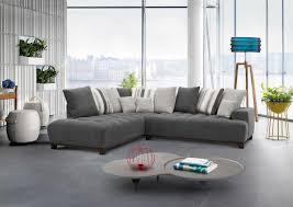 canapé d angle capitonné acheter votre canapé d angle capitonné en tissu pieds bois chez