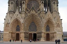 reims cathedral floor plan cathedral enthusiastical