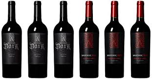 wine sler gift set apothic side california wine mixed pack 6 x 750ml at