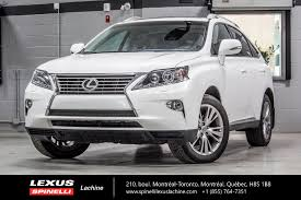 lexus toronto used cars 2013 lexus rx 350 touring awd gps toit camera gps low mileage