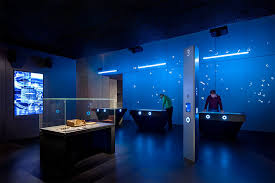 new museum light exhibit spyscape david adjaye designed spy museum opens in new york
