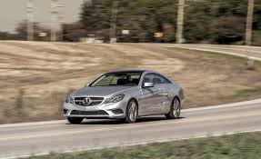 2014 mercedes benz e350 4matic coupe test u2013 review u2013 car and driver