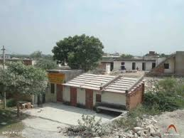 infill lot patod stone house rajasthan