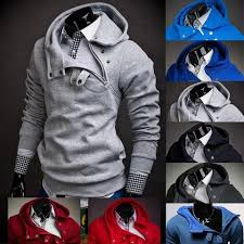 cross zipper layered collar hoodie u2013 dot aero