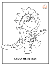 and roll coloring pages