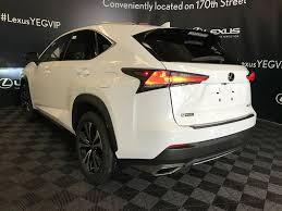 new 2018 lexus nx 300 f sport series 3 4 door sport utility in
