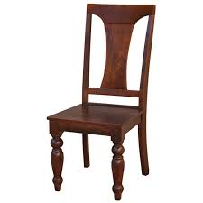 Dining Room Chair Legs Colonial Plantation Dining Chair Round Leg Gage Furniture