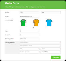 free google forms templates create online order forms that really