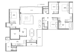 new floor plans for martin modern and layout