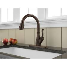 delta faucets kitchen sink delta faucet 9178 sp dst leland spotshield stainless pullout spray