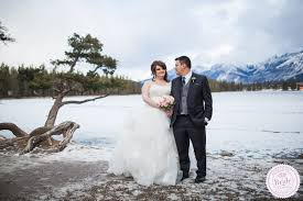 Winter Wedding Venues Bride Ca Darla U0026 Jeff A Winter Wedding Wonderland In The Rockies