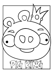 angry birds coloring pages overview crazy cool birds