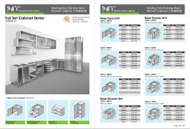 Kitchen Cabinet Carcases China Factory Stainless Steel Autocad Modern Kitchen Cabinets