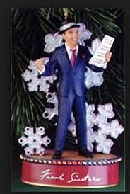 frank sinatra carlton cards ornament swingin sound of
