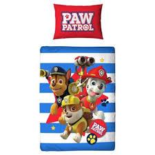 buy paw patrol duvet pawsome baby u0026 toddler bedding