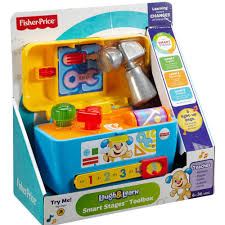 Fisher Price Toy Box Fisher Price Laugh U0026 Learn Smart Stagestoolbox Walmart Com