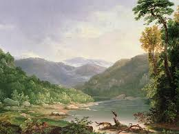 Kentucky Landscapes images Kentucky river painting by thomas worthington whittredge jpg