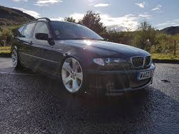 bmw modified bmw e46 330d msport touring modified lowered modified cars