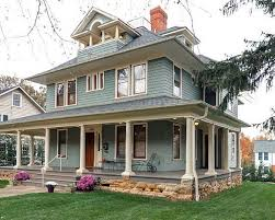 image result for 1910 exterior house paint colors 26 ngaio