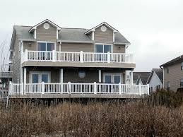 updated oceanfront 5 br 3 1 2 ba beach house in ocean lakes