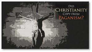 was christianity copied from pagan myths evidence unseen