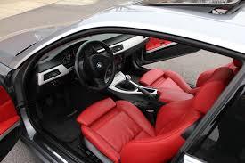 2014 Bmw 335i Interior E92 E93 Official Space Gray E92 E93 335i Coupe Grey With Red