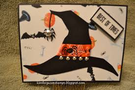 kim ferguson u0027s paper crafting blog witches hat halloween card