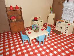 dollhouse furniture kitchen 318 best vintage plastic dollhouse furniature images on