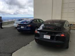 high quality images of tesla model 3 exterior and interior photo