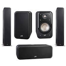 Polk Audio Rti A1 Bookshelf Speakers Review Tsx 220b B Polk Audio Tsx 220b Bookshelf 2 Way Speakers With 6 5