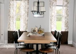 pictures dining room curtains design 70 in raphaels condo for your