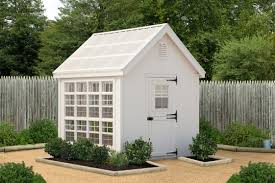 colonial gable greenhouse