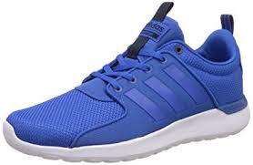 adidas cloudfoam lite racer adidas neo men s cloudfoam lite racer blue and conavy sneakers 10
