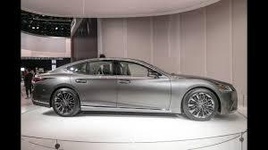 lexus usa 2018 lexus ls luxury sedan expected prices launch usa youtube