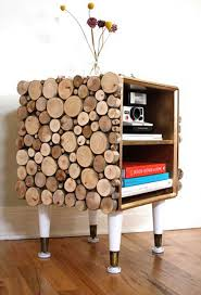 diy home interior 40 diy log ideas take rustic decor to your home amazing diy