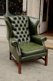 Leather Wingback Chair Leather Wingback Chair Recliner