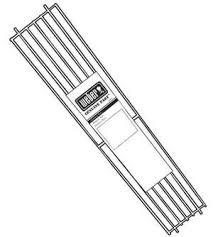 Rta International Patio Heater Warming Rack Weber 2 Burner Spirit Genesis A83895 80640