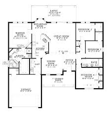 small home floor plans open house plans with open floor plan excellent excellent open floor plan