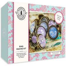kirstie allsopp ring making kit hobbycraft