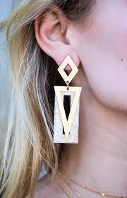 ear sense earrings sense of style earring herringstone s boutique