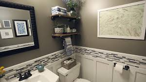 Bathroom Decorating Ideas For Half Bathrooms Bathroom Decor Ideas - Half bathroom design
