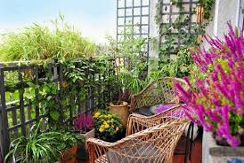 Ideas For Balcony Garden 8 Apartment Balcony Garden Decorating Ideas You Must Look At