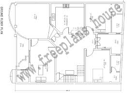 40 u0027x52 u2032 193 square meters house plan