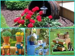 diy garden decorations arranging diy garden ornaments for garden