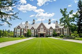 Canadian Houses A Look At Chelster Hall U2013 One Of Canada U0027s Largest Homes Homes Of