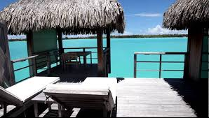overwater bungalow the st regis bora bora youtube