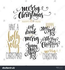 happy thanksgiving bubble letters merry christmas lettering design set vector stock vector 331458725