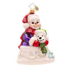 christopher radko ornaments 2014 radko snowman ornament best