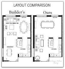 dining room floor plans new house inspirations for transitional living room